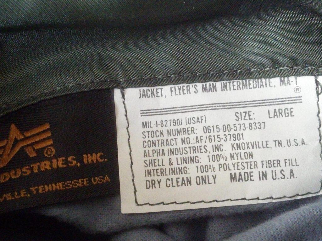 Hogyan kell az Alpha dzsekit tisztítani?