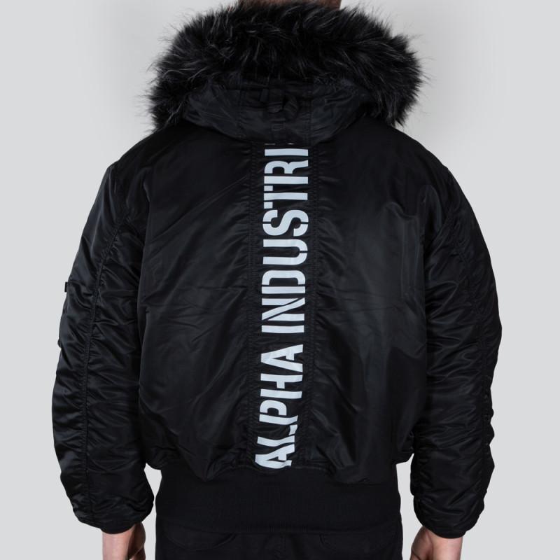 45P Hooded Custom - black/black