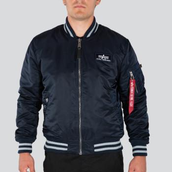 Alpha College Jacket FN - replica blue