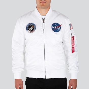 MA-1 VF NASA LP - white