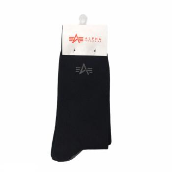 Basic Socks 3 Pak - black