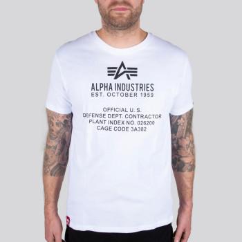 Alpha Fundamental T - fehér