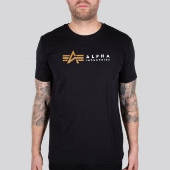 Alpha Label T - black