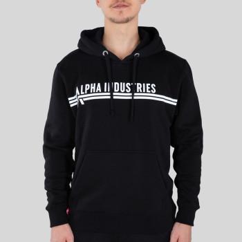 Alpha Industries Hoody - black
