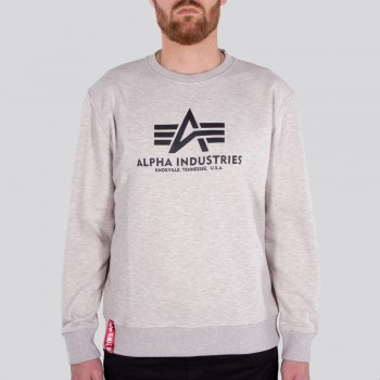 Basic Sweater - hazel melange