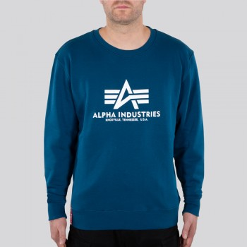 Basic Sweater - naval blue
