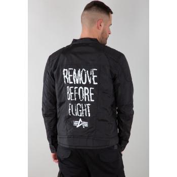 RBF Moto Jacket - fekete