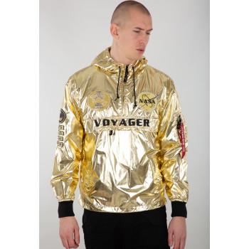 Voyager NASA Anorak - arany