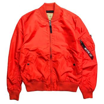 MA 1 TT - atomic red