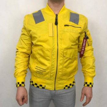 Shooter Jacket - empire yellow