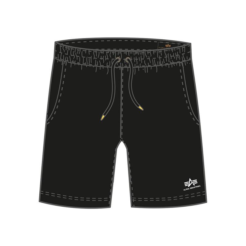 Basic Jogger Short SL Kids - black