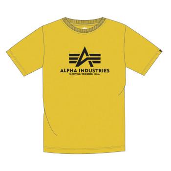 Basic T Kids/Teens - empire yellow