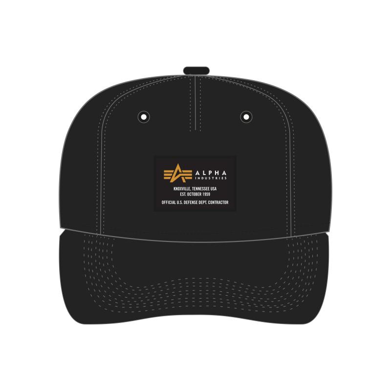 Crew Cap - fekete