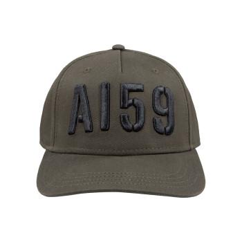 3D Cap - army green