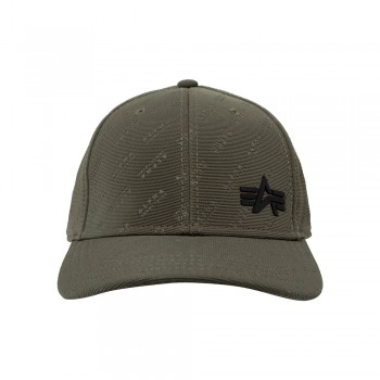 Embossed Cap - army green