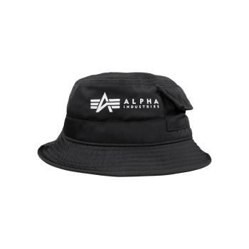 Utility Bucket Hat - fekete