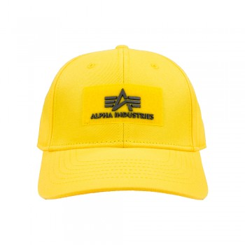Velcro Cap II - prime yellow