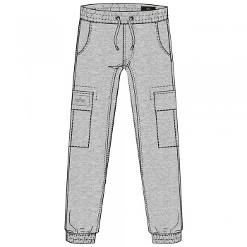 Terry Jogger - grey heather