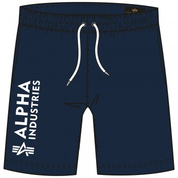 Basic Short AI - replica blue