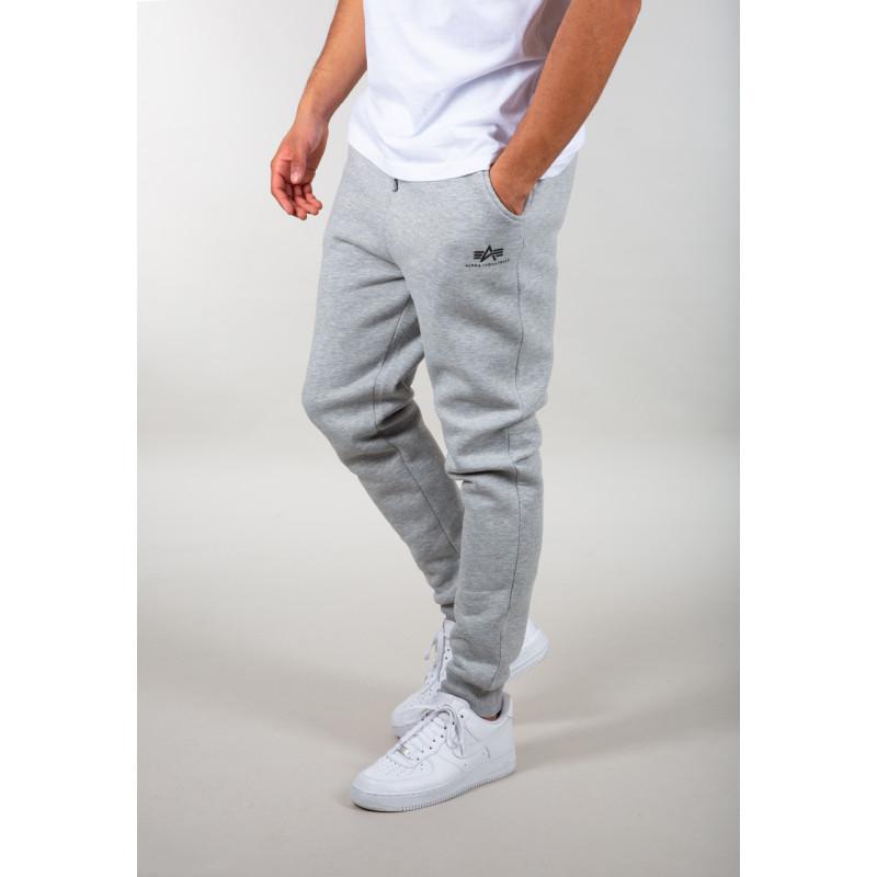 Basic Jogger SL - grey heather