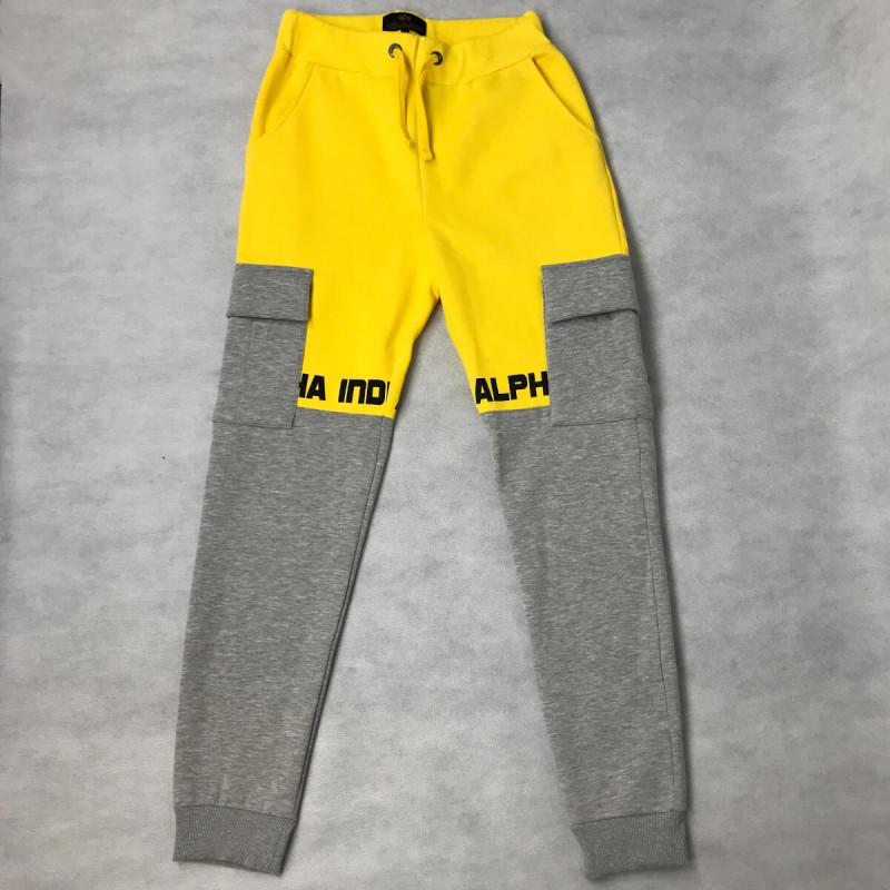 CB Track Jogger - empire yellow