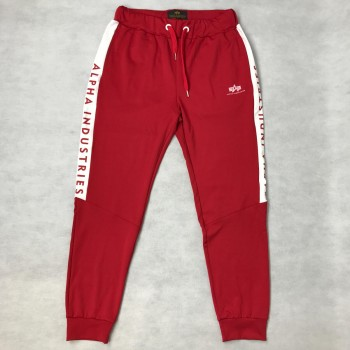 Track Suit Jogger II - rbf red