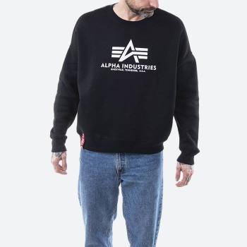 Basic OS Sweater - fekete