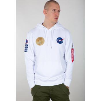 NASA Voyager Hoody - fehér