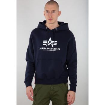 Basic OS Hoody - replica blue