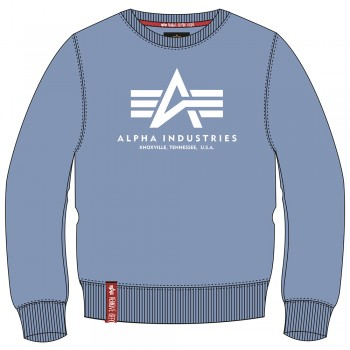 Basic Sweater - light blue