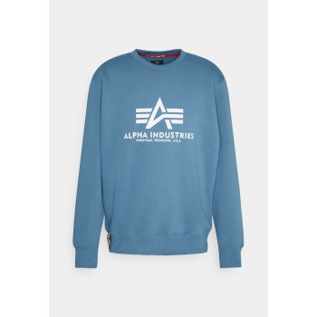 Basic Sweater - airforce blue