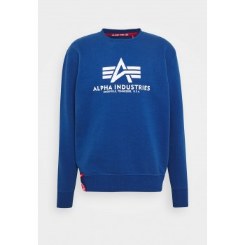 Basic Sweater - nasa blue