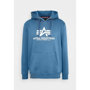 Basic Hoody - airforce blue
