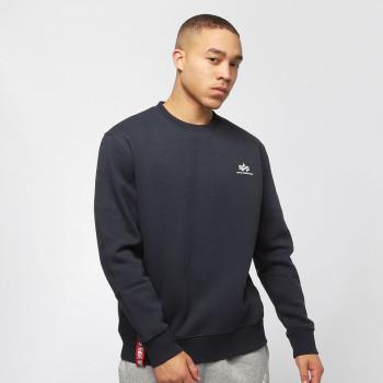 Basic Sweater Small Logo - iron grey