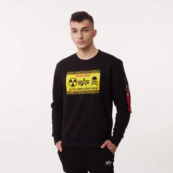 Radioactive Sweater - black