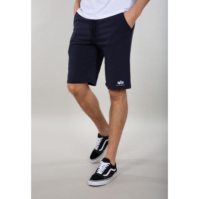Basic Short SL - replica blue
