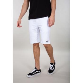 Basic Short SL - white