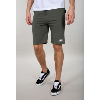 Basic Short SL - dark olive
