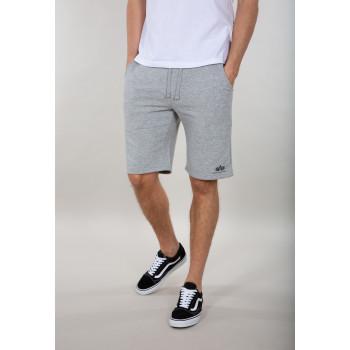 Basic Short SL - grey heather