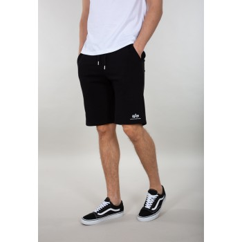 Basic Short SL Foil Print - black/metalsilver