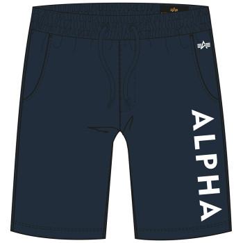 Alpha Jersey Short - replica blue