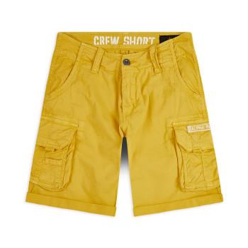 CREW SHORT - empire yellow