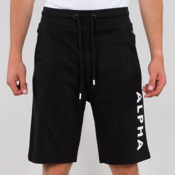 Alpha Jersey Short - black