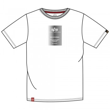 Reflective Label T - white