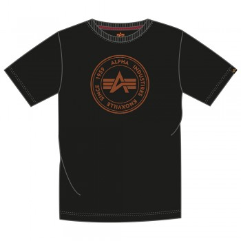 Hologram T - black/orange