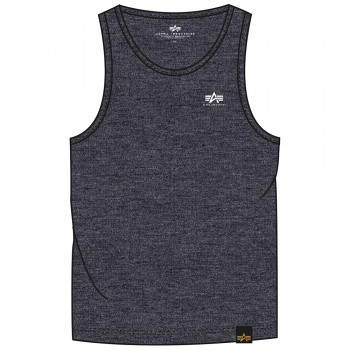 Small Logo Tank - charcoal heather