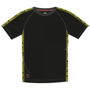 Al Tape T - black/neon yellow