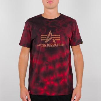 Basic T Batik - speed red