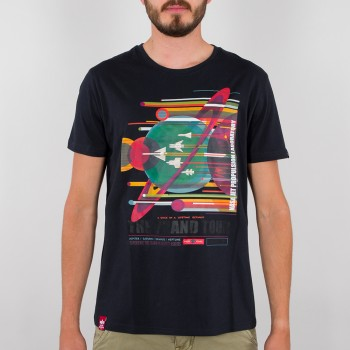 NASA Grand Tour T - black