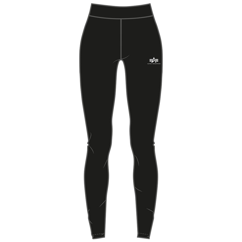 Basic Leggings SL Woman - fekete